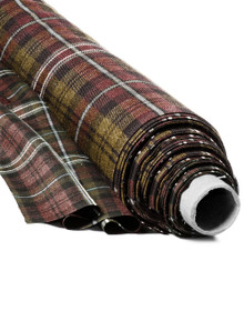 House of Edgar 16oz Tartan Cloth