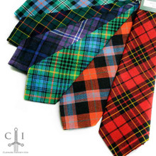 Tartan Neckties