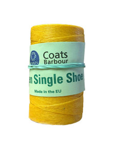 Coats Barbour Yellow Hemp Bagpiping Thread.