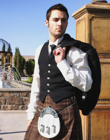 Scottish Made Kilts: Old & Rare Tartan
