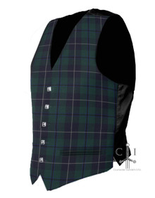 Tartan Vest - Custom Made