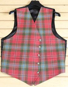 MacLean Duart Weathered 5 Button Vest(44R)