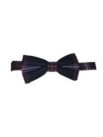 Jewish Tartan Bow Tie (Self Tie)