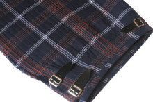 Jewish Tartan Scottish Made Kilt