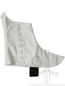 Claymore Spats