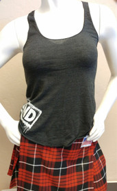 Ladies' Tank Top - Dark Gray XS