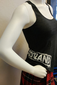 Ladies' Tank Top - Dark Gray - S