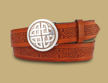 Brown Conor Belt Image