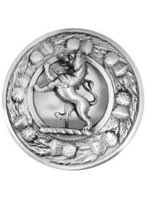 Lion Plaid Brooch matte GMP39 image