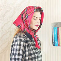 Tartan Headsquares - Scarf - Limited Selection