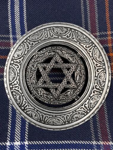 Scotland's Jews Brooch - 9/7/2011/18 image