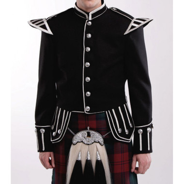 Military Doublet Front Image