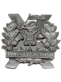 Tyneside Scottish Cap Badge Image