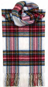 Lambswool Scarf ABSC Stewart Dress image