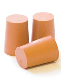 Rubber Stock Stoppers - M17