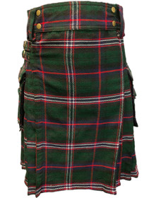 Scottish National Tartan Utility Kilt
