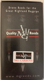 MG Standard Drone Reeds with Carbon Fiber Bass