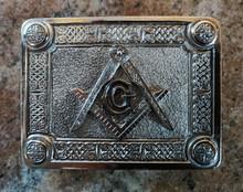 Masonic Buckle
