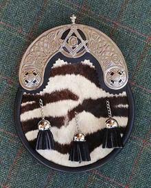 Masonic Zebra Sporran