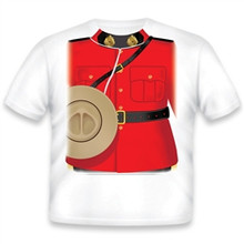 Mountie Onesie/T-Shirt