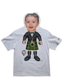 Green Prince Charlie Onesie/T-Shirt