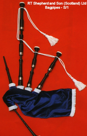 Shepherd Model S/1 Bagpipes