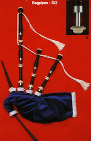Shepherd Model S/2 Bagpipes