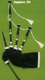 Shepherd Model S/4 Bagpipes