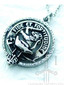 Clan Crest Pendant made by Art Pewter