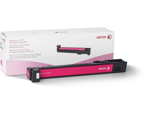 XEROX 106R02141 COMPATIBLE HP CB383A MAGENTA REPLACEMENT TONER CARTRIDGE BY XEROX NEW