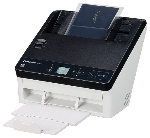 PANASONIC KV-S1057C 65 PPM 90 IMP COLOR SCANNER 3 YR WARRANTY NEW