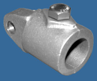 "Bracket-1/2"" Pipe End"