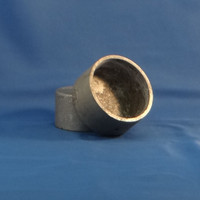 "Cap-2.0"" Pipe Finish"