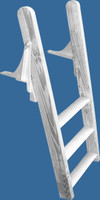 Ladder Hardware Kit Only - Swivel 17""