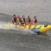 RAVE Waterboggan 5 Person Towable Tube