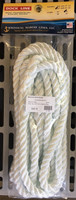 "Dock Line - NTW 1/2"" x 16ft White"