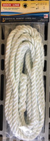 "Dock Line - NTW 1/2"" x 20ft White"