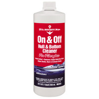 "Cleaner - HULL ""On & Off"" Quart"