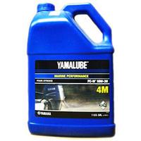 Oil-4 Strk Yamalube 4-M 10W-30 Qt