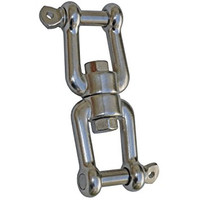 "Swivel 5/16"" SS Jaw-Jaw"