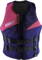 Jobe Neoprene Vest W Large Pink/Blue