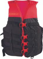 Jobe Dual Vest Unisex S/M, Red/Black
