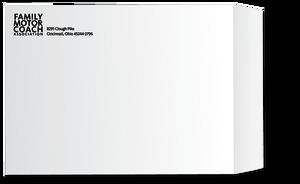 """9"""" x 12"""" Printed Tyvek Envelopes Black Ink"""