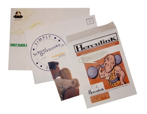 Custom Printed Herculink Envelopes
