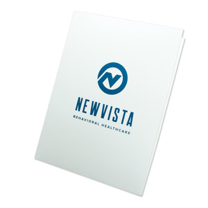 Express Limited Coverage Full Color Presentation Folders