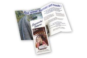 4 Panel Brochures