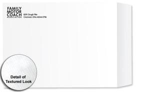 Printed Herculink Envelopes - Black ink
