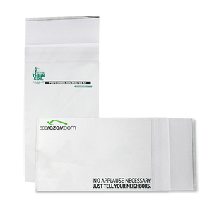 Printed Eco-Shipper Mailers - 1 or 2 colors