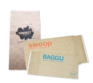Printed Dura-Bag Mailers - 1 or 2 colors
