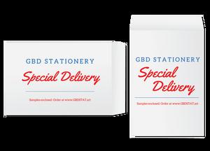 "6"" x 9"" Printed Mailing Envelopes"
